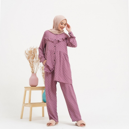 Dotty Set Lavender Size SM